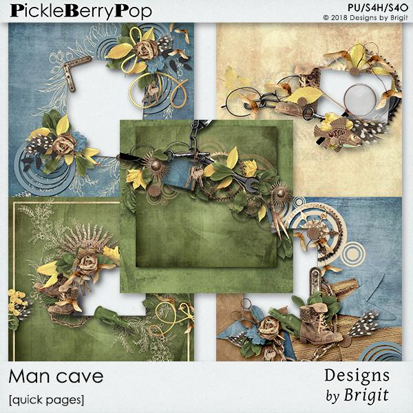 Man Cave in PBP