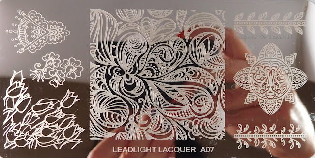 Leadlight Lacquer A07