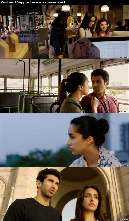 Ok Jaanu 2017 Hindi 480p BluRay