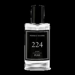 FM 224 PURE fragrâncias masculinas