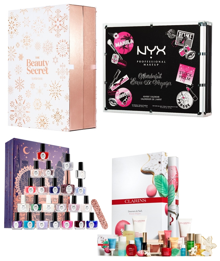 The Makeup Lover Advent Calendars