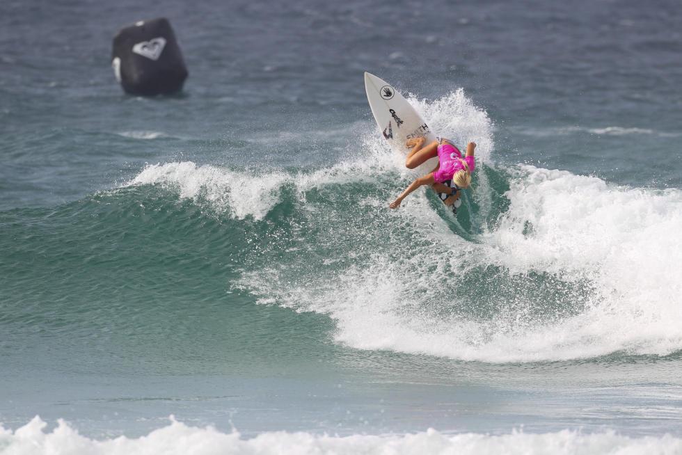 10 Tatiana Weston Webb 2016 Roxy Pro Gold Coast Fotos WSL Kelly Cestari