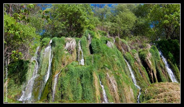 Cascada Monasterio de Piedra
