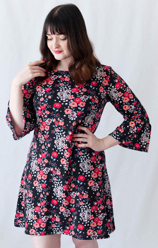 Five Design Hacks for Coco - Sewing Pattern by Tilly and the Buttons