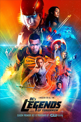 Legends of Tomorrow S02 Episode 07 720p HDTV 200MB x265 HEVC ESub