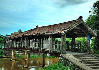 Kim Sơn: Huyện có nhiều cầu ngói nhất cả nước