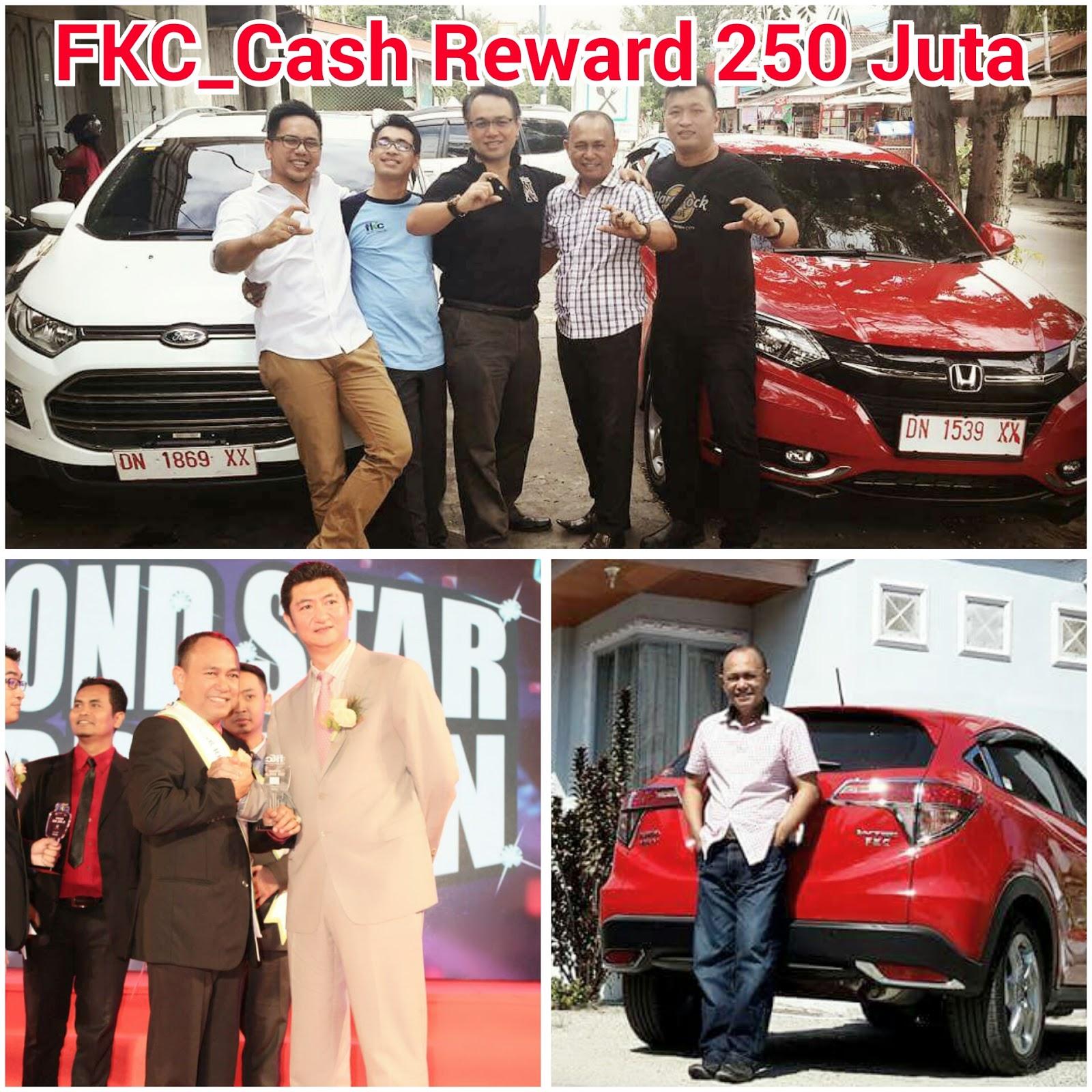 Bisnis Fkc Syariah - Reward Fkc Taswin Ambotang