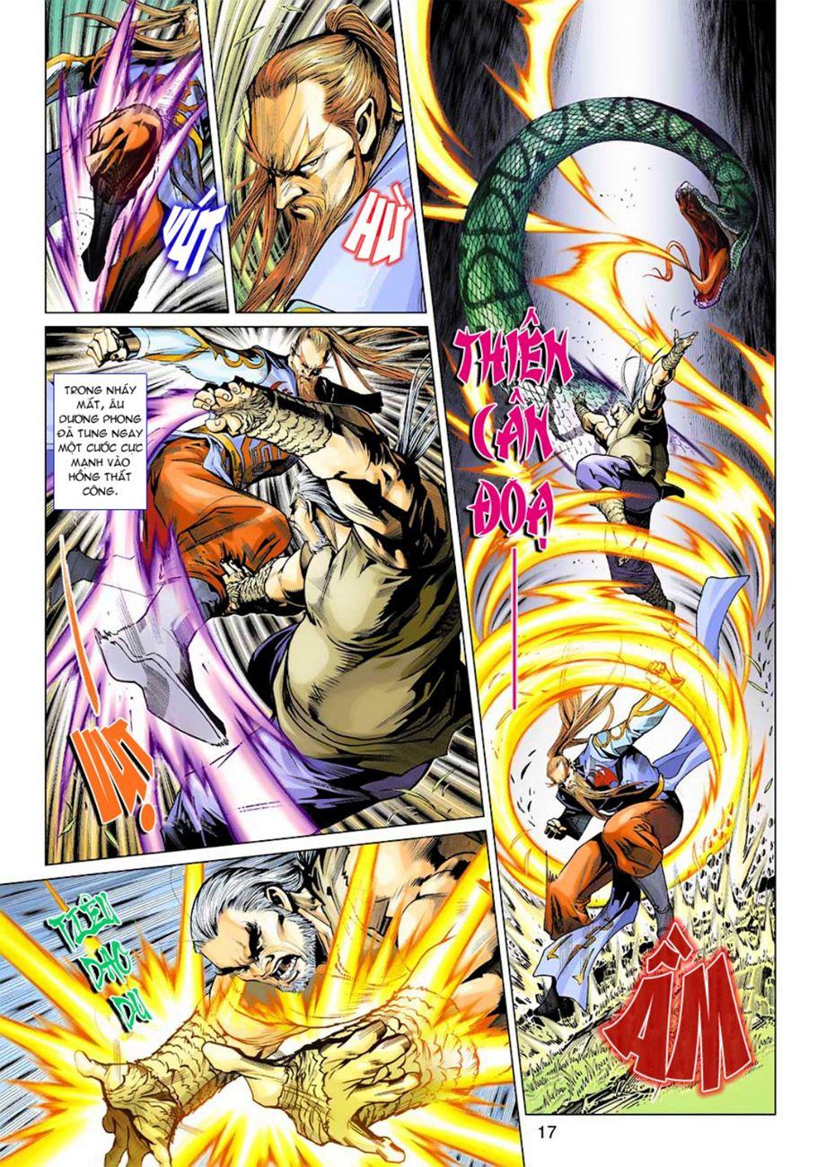 Anh Hùng Xạ Điêu anh hùng xạ đêu chap 45 trang 17