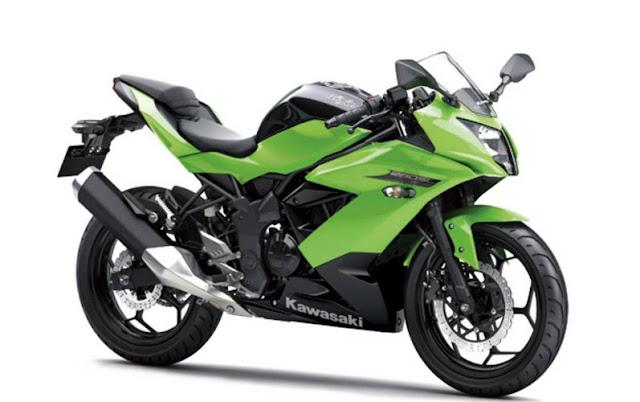 Gambar Kawasaki Ninja RR Mono 250 cc 40 jutaan