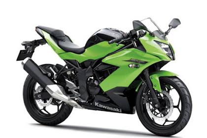 Harga Kawasaki Ninja RR Mono 250 cc 40 jutaan