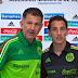 Guardado y Osorio defienden a lo seleccionados