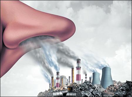 air pollution, cardiovascular diseases, increase the risk