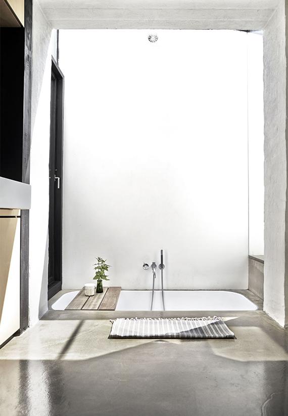 Recessed bathtub | Bo Bedre