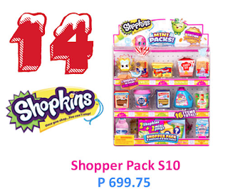 shopkins shopper pack