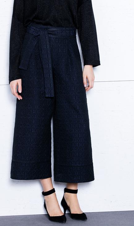 Fondo de armario rebajas FW 2015-2016 pantalones negros culottes
