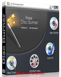 Free Disc Burner Portable