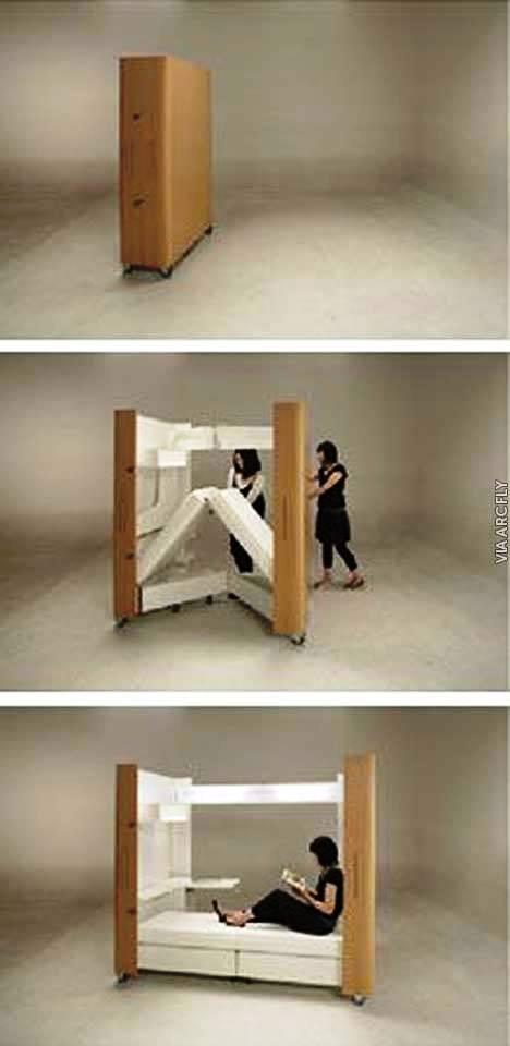 50 Amazing Multipurpose Furniture Designs Decor Units
