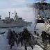 Ασυνήθιστα μεγάλη συγκέντρωση τουρκικών στρατιωτικών δυνάμεων παρατηρείται στη θαλάσσια περιοχή ανάμεσα στη Ρόδο και το Καστελόριζο