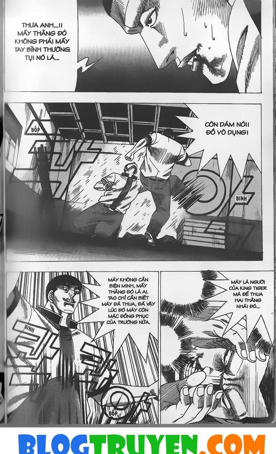Bitagi - Anh chàng ngổ ngáo chap 281 trang 15