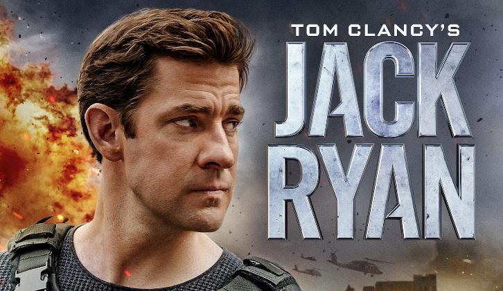 Jack Ryan - Promos, Promotional Photos, Featurettes, Posters + Premiere Date