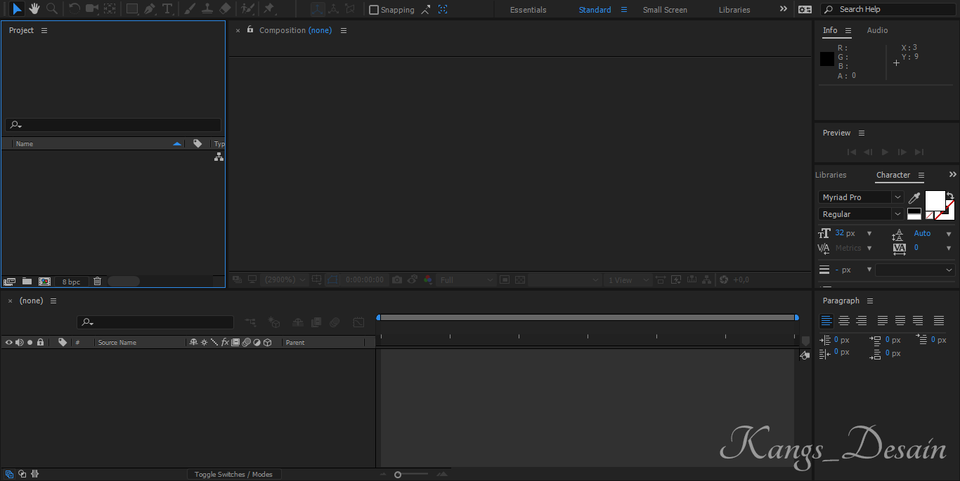 Adobe After Effects CC Full Version + Crack