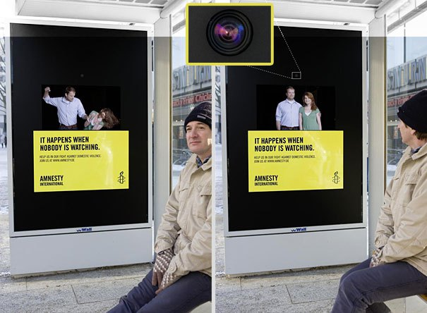 "2. Amnesty International ""IT HAPPENS WHEN NOBODY IS WATCHING"""