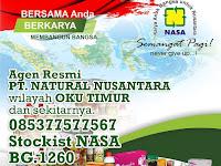 Alamat Agen Distributor NASA OKU TIMUR [STOCKIST RESMI PT. NASA]