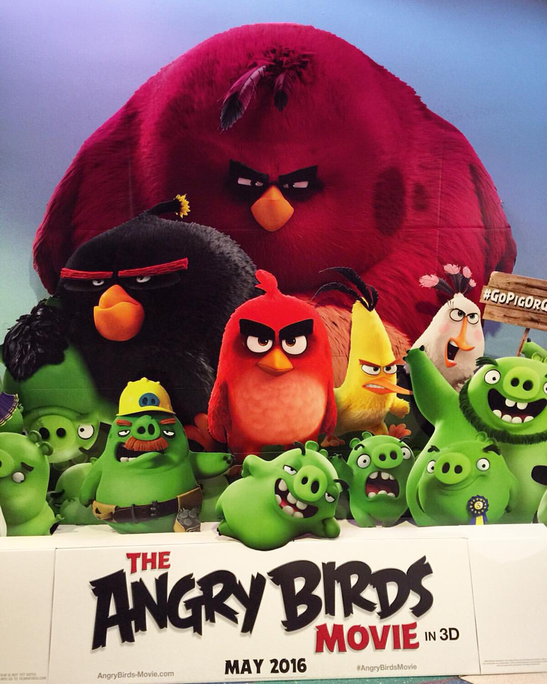 The Angry Birds Movie 2016 Dual Audio 720p Watch Online HD ...