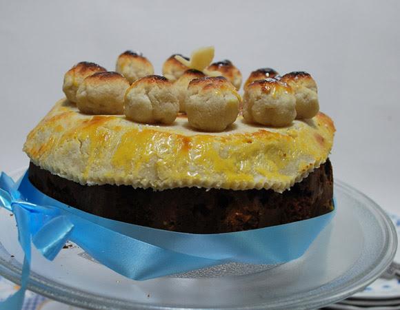 Simnel Cake Glutenfree - Cooking Challenge