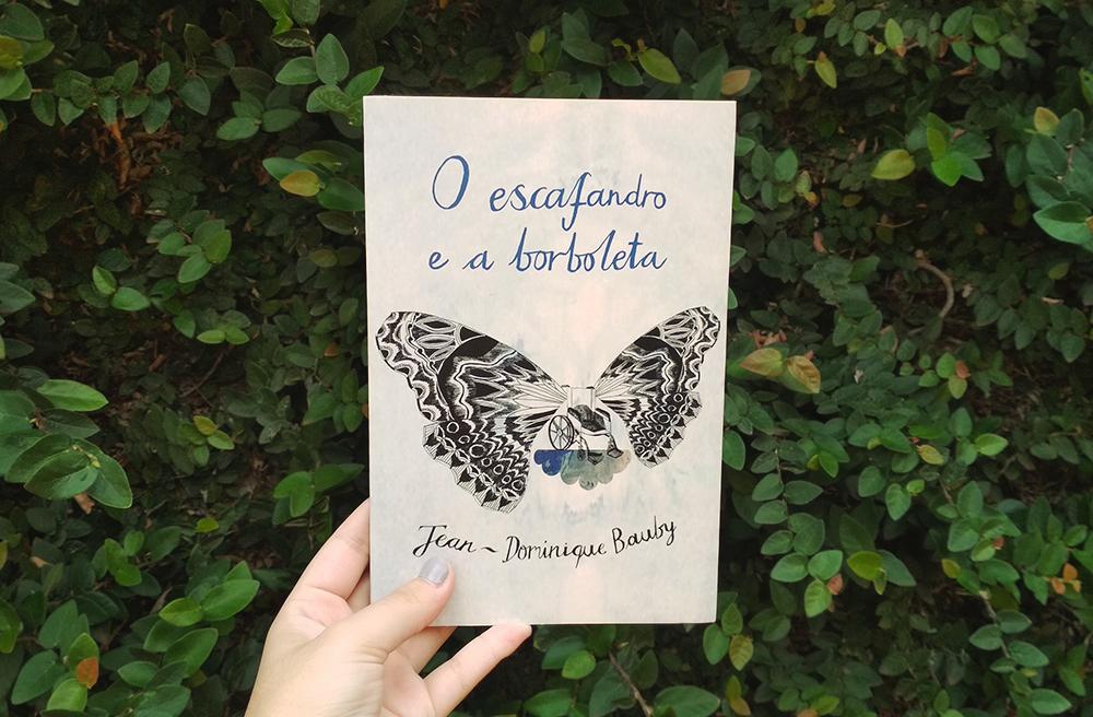 O Escafandro e a Borboleta, de Jean-Dominique Bauby (#10)