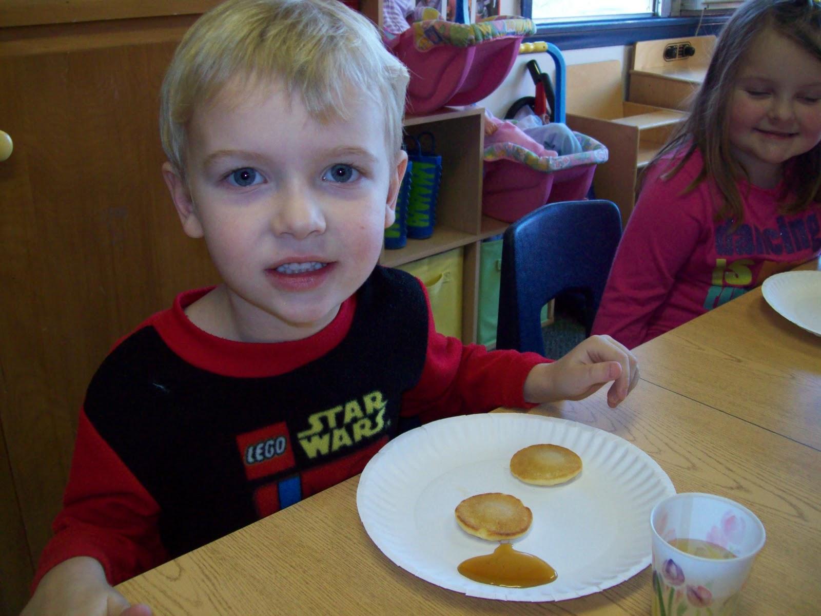 Saint Columbkille Parish Pajama Day At Preschool