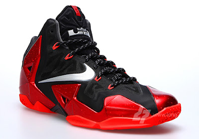 NBA 2K13 Nike Lebron 11 Shoes Pack