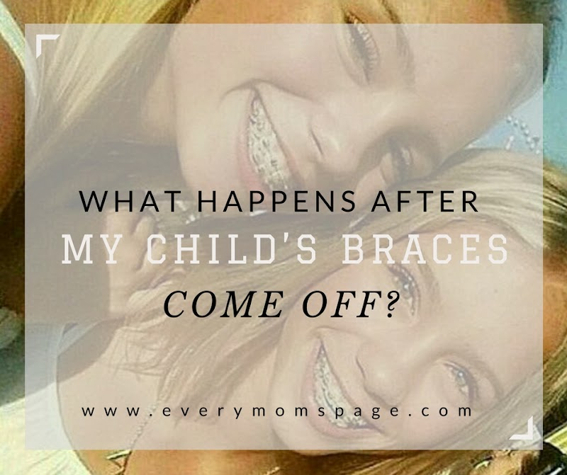 What Happens After My Child's Braces Come Off?