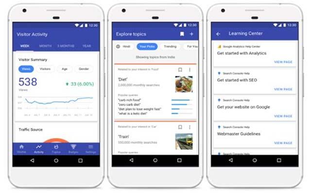 Google Memperkenalkan Aplikasi Khusus Untuk Komunitas Blogger