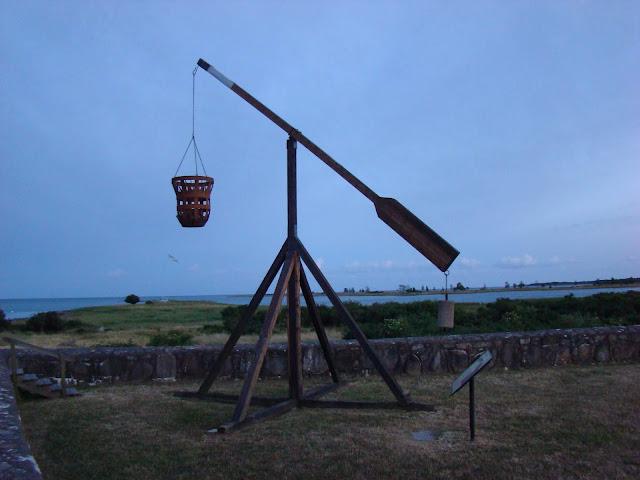 Stara latarnia morska