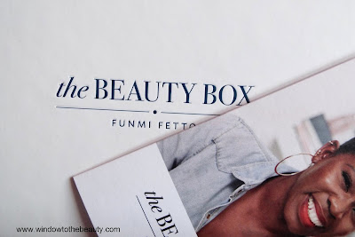 The Beauty Box Funmi Fetto aw18