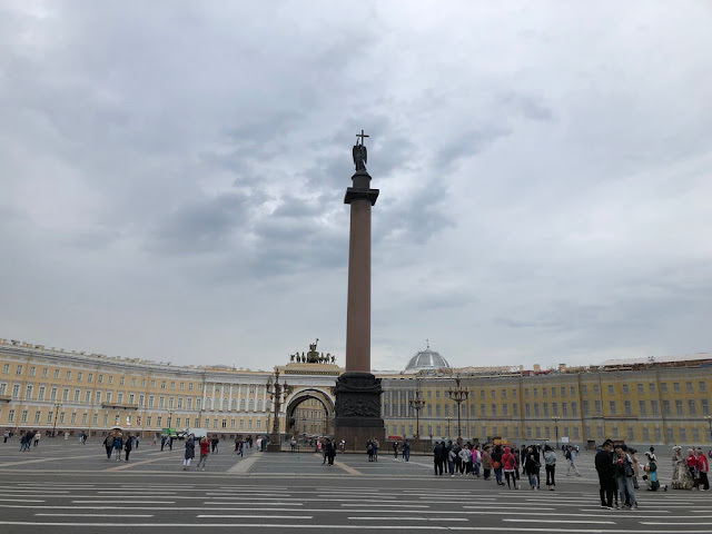 Praça do Palácio - St. Petersburg