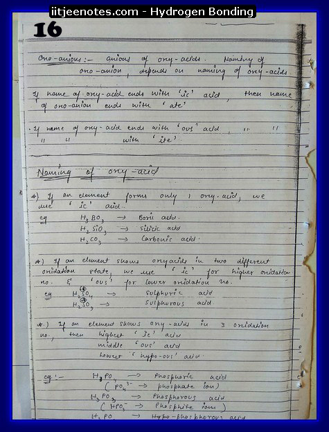 Hydrogen Bonding Notes2
