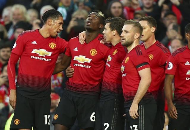 Manchester United diunggulkan di bursa taruhan akan menang melawan Southampton.