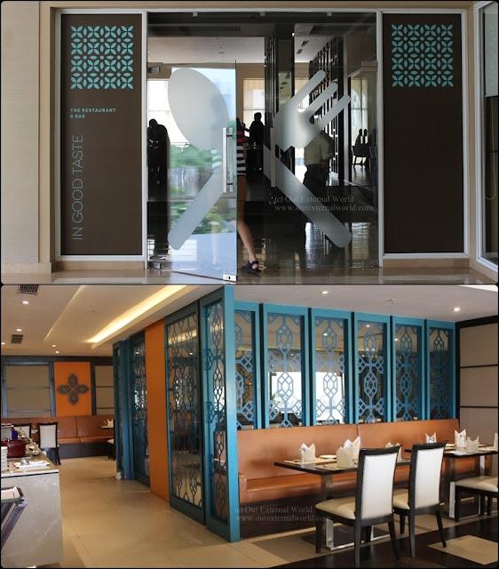 In Good Taste - V Club Restaurant