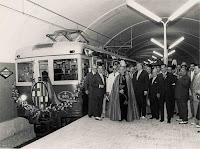 Inauguración de la Línea II