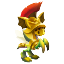 Mighty Mantis Dragon (Teen)
