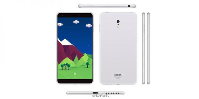 Spesifikasi  Android Nokia C1