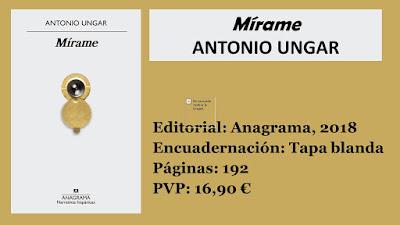 http://www.elbuhoentrelibros.com/2018/05/mirame-antonio-ungar.html