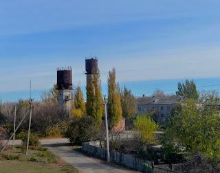 Васильковка. Ул. Шевченко.