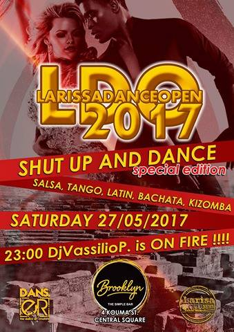 Ένα ξεχωριστό HOT Shut up and Dance LDO Special Edition Party απόψε στο Brooklyn
