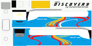 Download Livery Bus Discovery