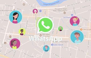 Cara Mengetahui (Melacak) Lokasi Seseorang Lewat WhatsApp