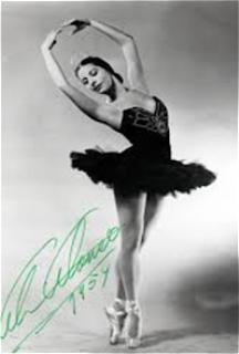 Alicia, el ballet, Cuba