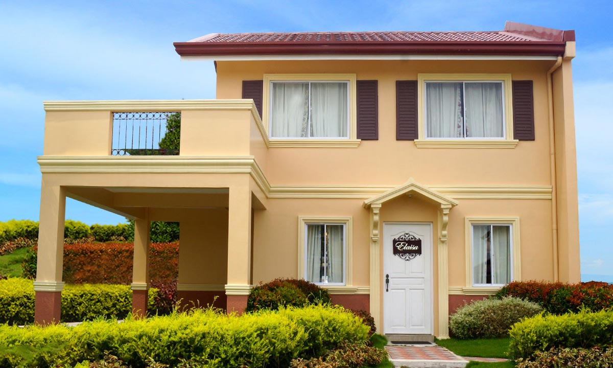 Elaisa - Camella Alta Silang| Camella Affordable House for Sale in Silang Cavite